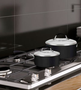 HOW TO USE & CARE FOR DAVID BURKE STAINLESS STEEL COOKWARE